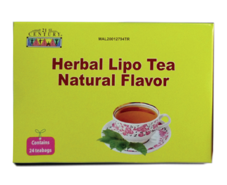 Herbal Lipo Tea - Natural flavour