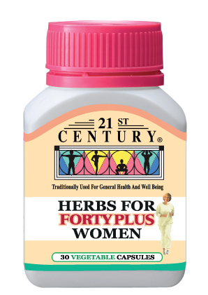 Herbs For Forty Plus Women