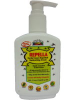 Repella - Herbal Insect Repellent & Moisturizing Cream
