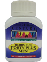 Herbs For Forty Plus Men