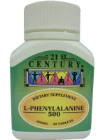 L-Phenylalanine 500mg, natural mood improver & enhancer 30s