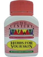 Herbs For Your Skin, 30s to improve skin complexion