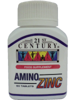 Amino Zinc, 60 tablets, 75mg of Zinc per tablet