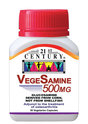 VEGESAMINE 500mg,Glucosamine from plants
